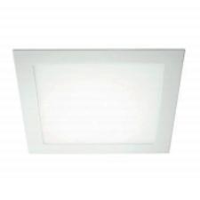 Plafondlamp vierkant