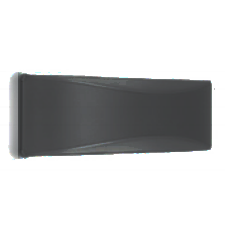 muurlamp zwart
