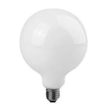 Led globelamp glas
