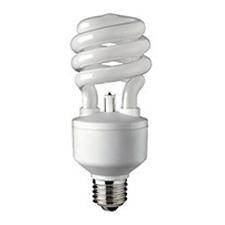 Spaarlamp met luchtfilter