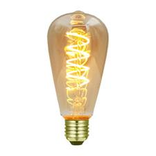 LED spiraal lamp E27