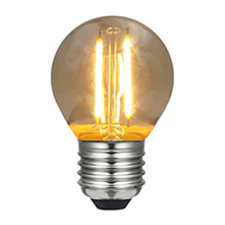 LED Bol Lamp 2W