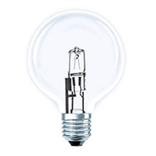 Eco halogeen bol lamp