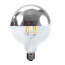 LED bollamp spiegel