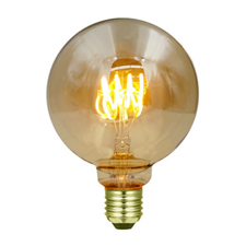LED bol lamp 3w