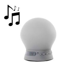 RGB muziek tafellamp bluetooth