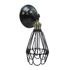vintage wandlamp kooi